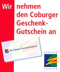 Coburger Gutschein